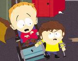 Cripple Fight/Script