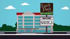 南方公园旅馆