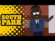 The Chewbacca Defense is Used in Court - SOUTH PARK