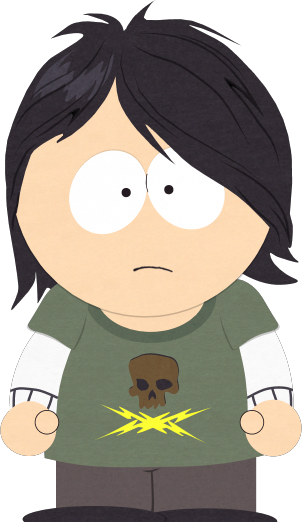 Unnamed Black Haired Boy