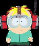 Identities-butters-headset