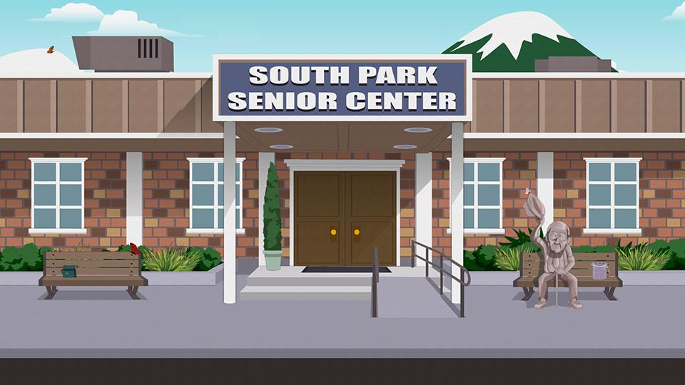 南方公园老年中心
