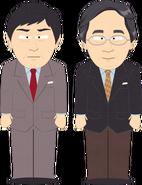 Newspeople-nhk-japanese-reporters