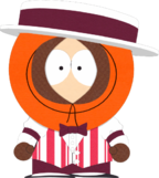 Barbershop Quartet Kenny
