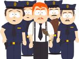 帕克县警察部门