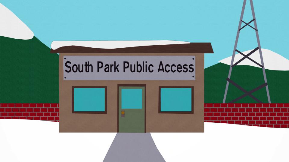 南方公园公共电视台