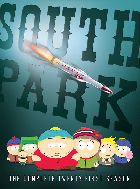 南方公园:第二十一季完整版