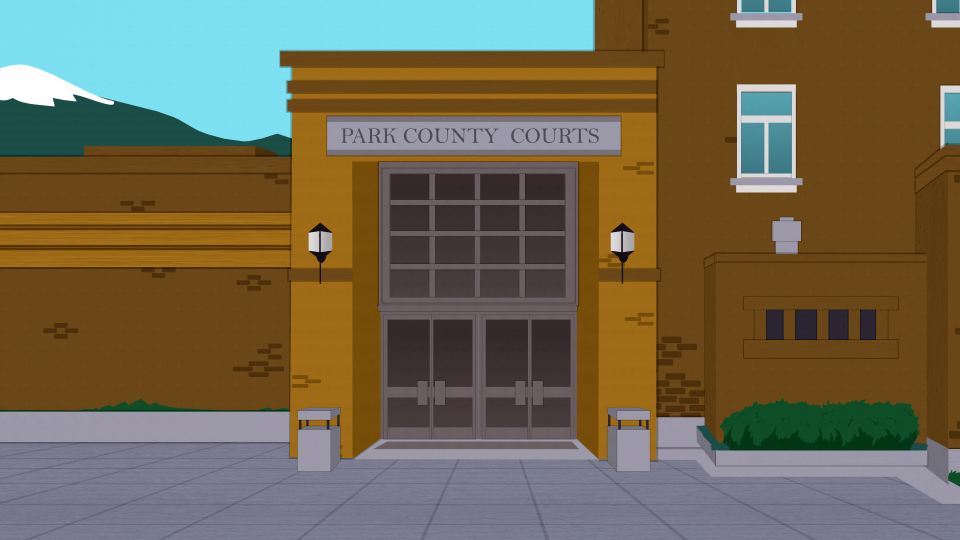帕克县法庭事务所