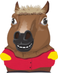 Cartman-hoarse-mask