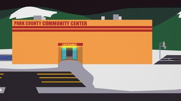 帕克县社区中心