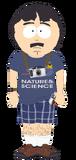Science Museum Tourist Randy