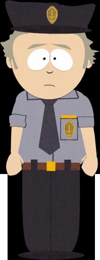 史蒂文斯警长