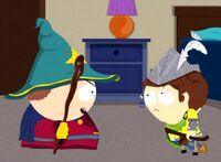 Cartman Jimmy the bard