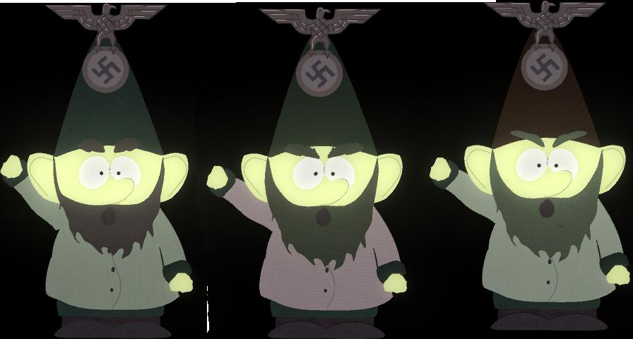 纳粹僵尸侏儒