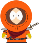 Kenny-video-game-character-costume