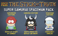 South Park: The Stick of Truth/DLC