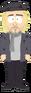 Kurt Cobain Hologram