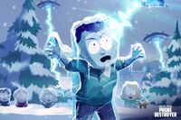 Freeze-Ray