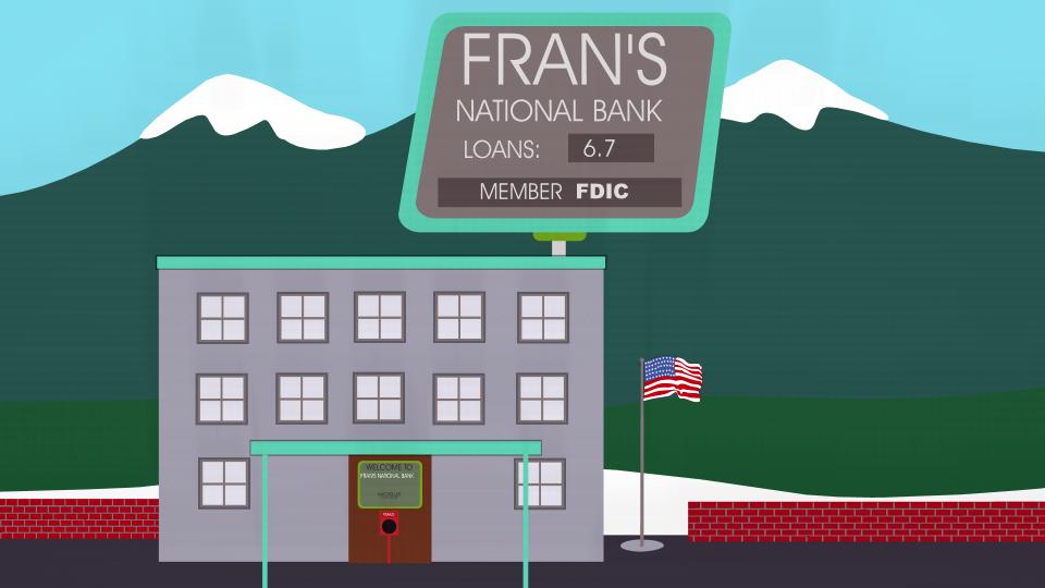 弗兰国家银行