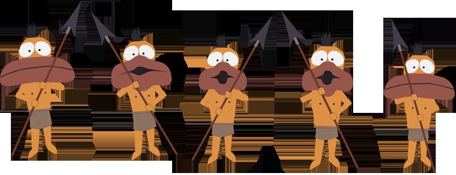 雅玛冈帕部落