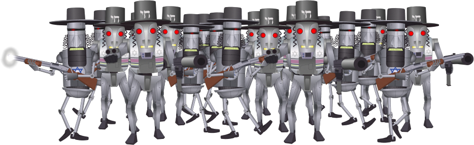 Jewbots