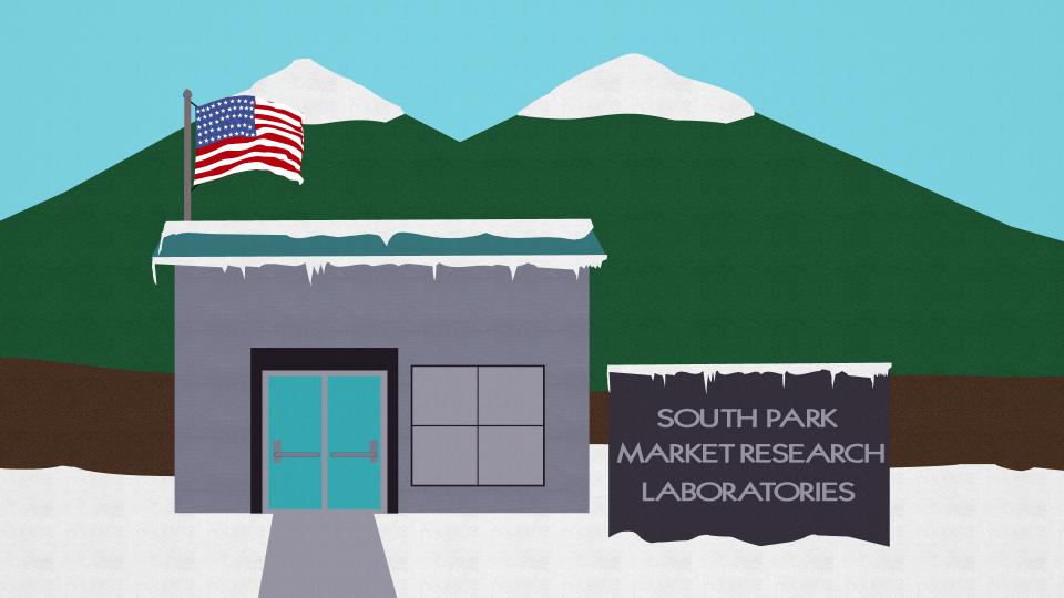南方公园市场调查实验室
