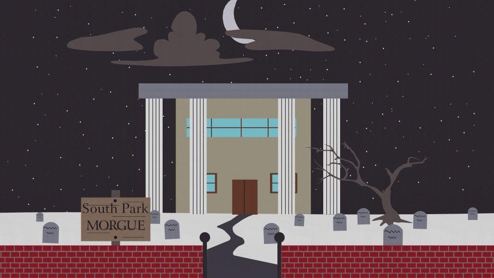南方公园停尸房