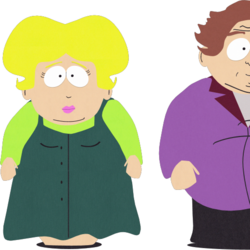 Cartman family unamed aunt and uncle.png