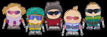 Ski Outfits