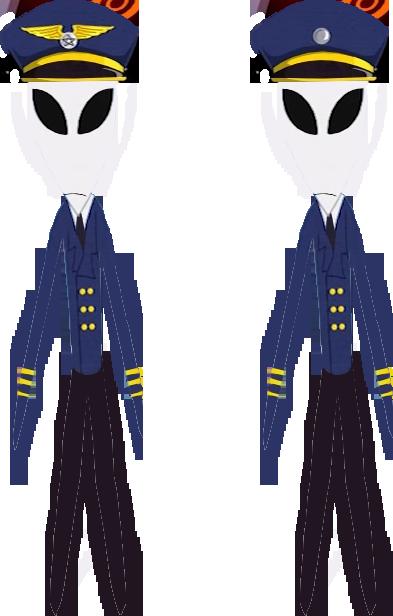 外星飞船驾驶员