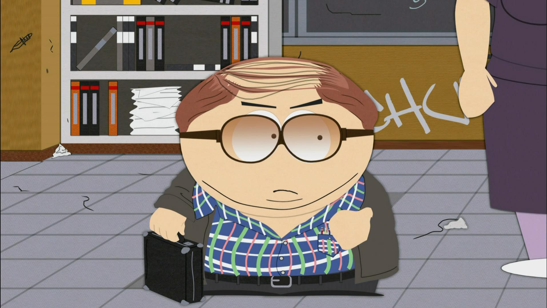 卡特曼老师