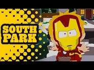 The Avengers Go Trick-or-Treating - SOUTH PARK