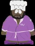 Pyjamas-chef