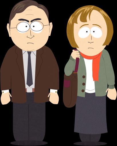特里斯科蒂先生和太太
