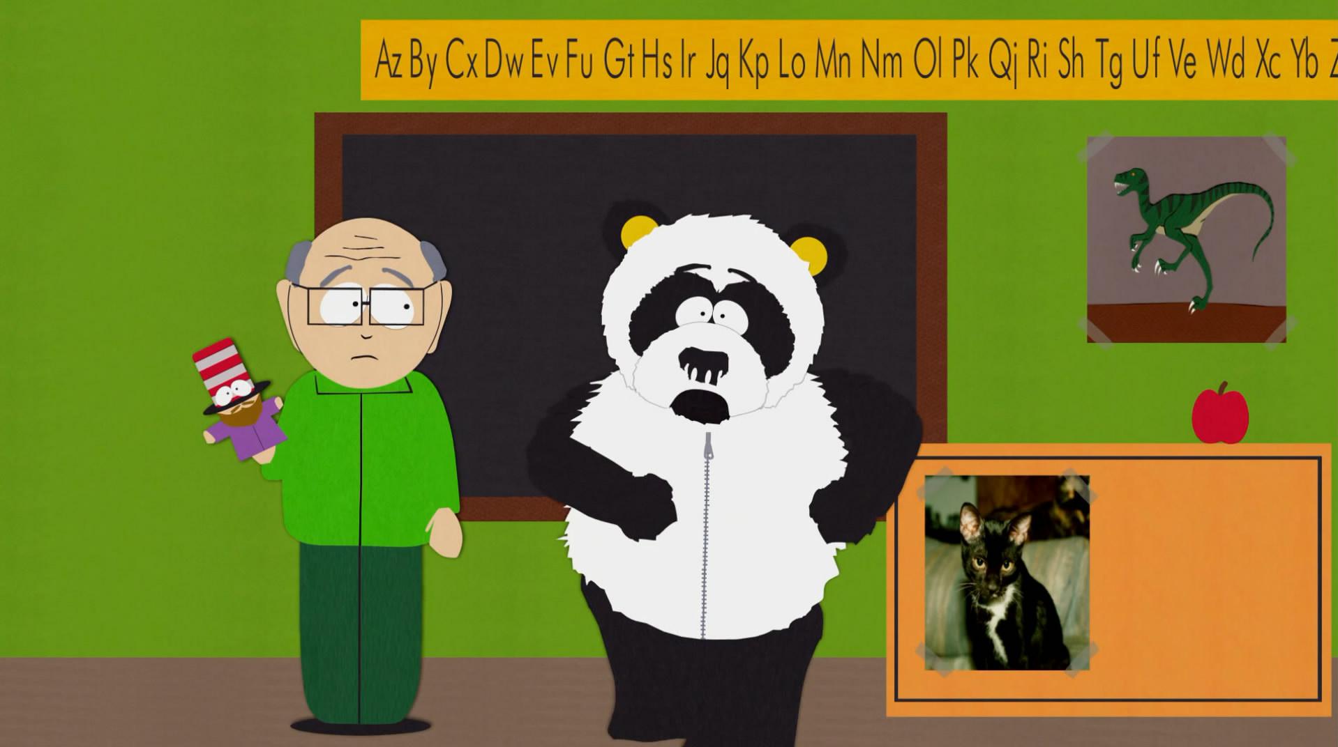 性骚扰熊猫