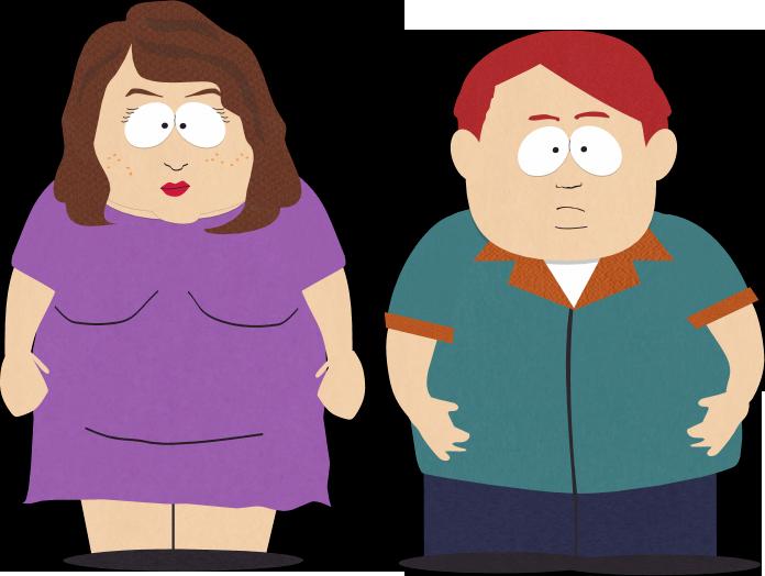 查德的父母