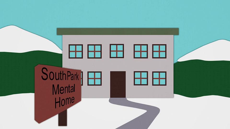 南方公园精神病院