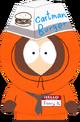 Cartman Burger Kenny