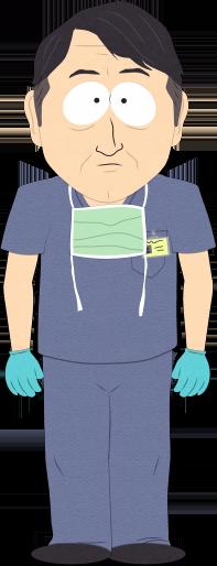 蓬拉瓦医生