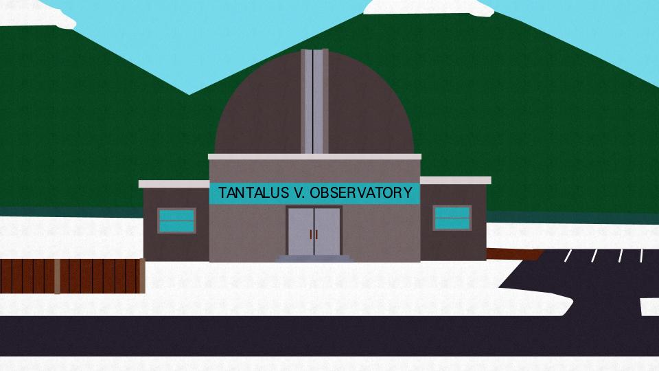 坦塔罗斯天文馆