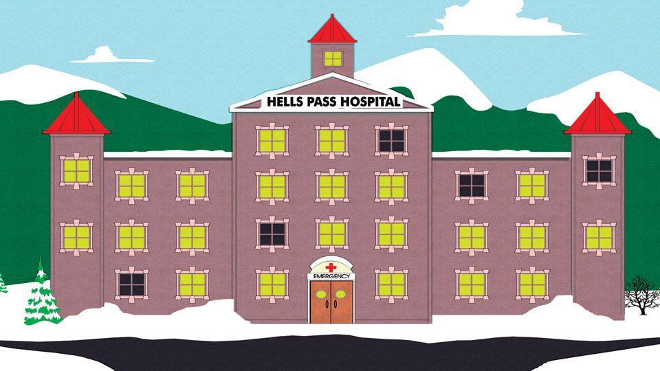 地狱通道医院