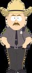 布莱特警官
