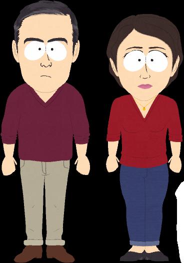 特蕾莎的父母
