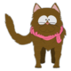Tex itemicon ass cat in main street.png
