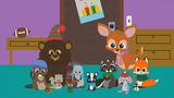 Woodland critters 3