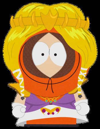 Принцеса Кенні
