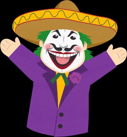 墨西哥小丑(角色)