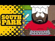 Sucking On Chef's Chocolate Salty Balls - SOUTH PARK