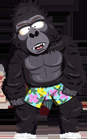 大猩猩奇奎塔
