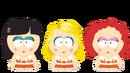Raisins-girls